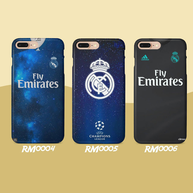 softcase real madrid