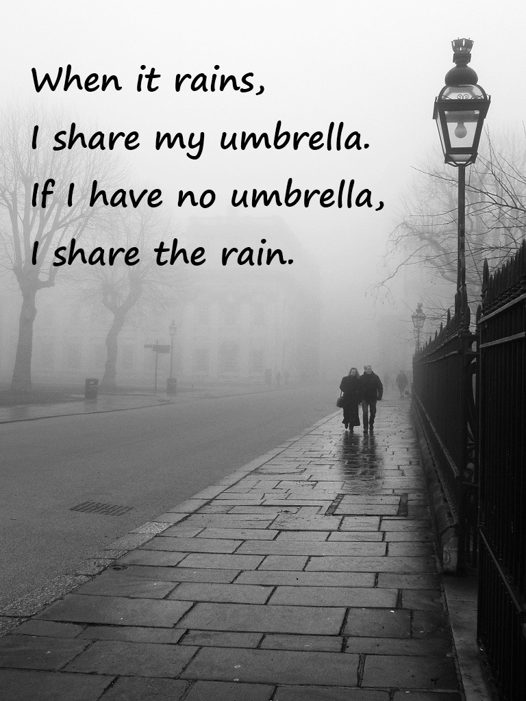 rain quotes for facebook - photo #16