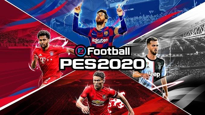 Download PES 2020 Apk & OBB Pro Evolution Soccer 2020 Mobile Download