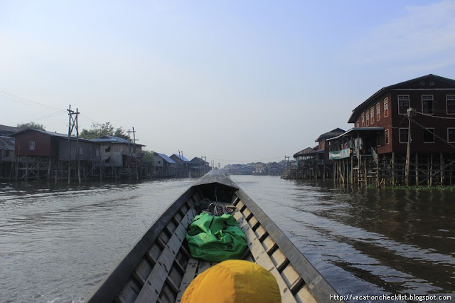 What to do in  Inle Lake, Myanmar