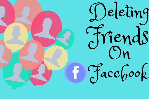 Deleting Friends On Facebook