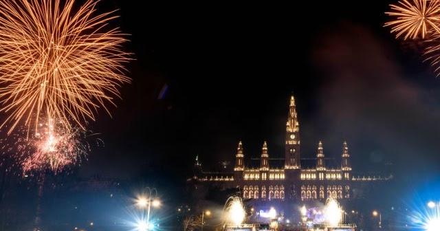 Foto capodanno a vienna