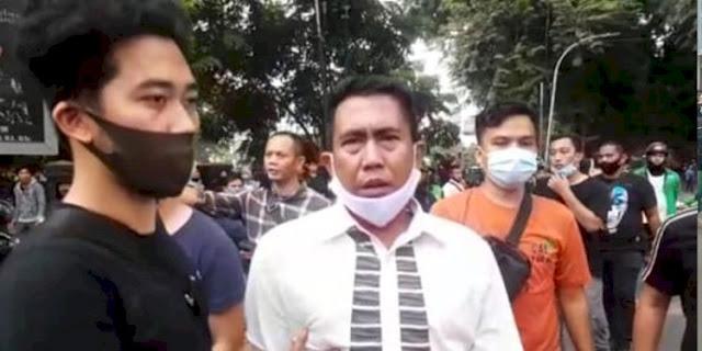 Buntut Unjuk Rasa Ricuh, Ketua KAMI Kota Medan Ditangkap Polisi
