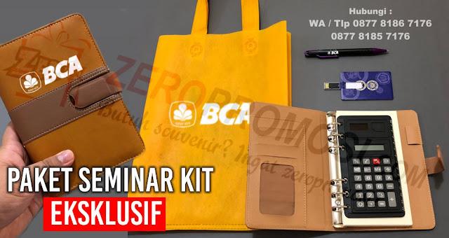 Paket Seminar Kit Eksklusif, Perlengkapan Seminar Kit, Paket Seminar Murah, Bikin Seminarkit event anda