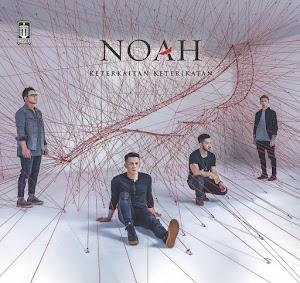 CHORD / Kunci Gitar Mendekati Lugu - NOAH (Band) Album Keterkaitan Keterikatan