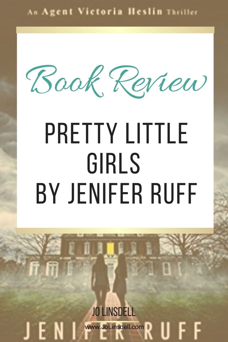 Book Review Pretty Little Girls by Jenifer Ruff