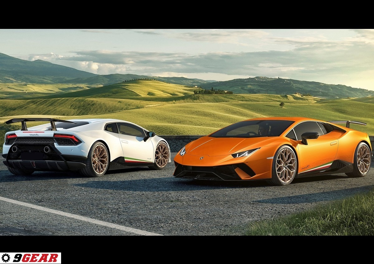 new lamborghini 2018. exellent lamborghini new lamborghini huracn performante focused on performance on new lamborghini 2018