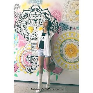 foto hot instagram jessica iskandar