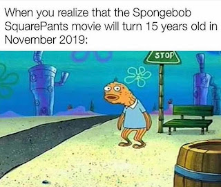 best 15 Spongebob Hilarious Memes