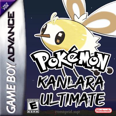 Pokemon Kanlara Ultimate GBA ROM Download