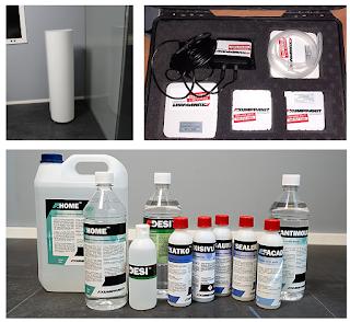 A-tuotteet ja laitteet