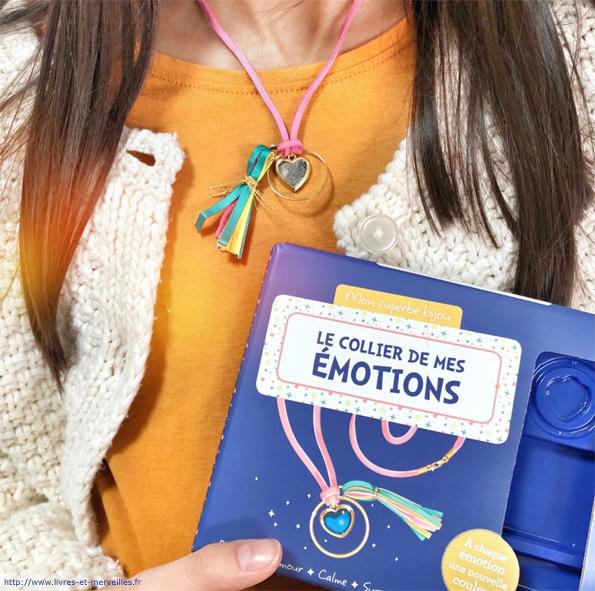 Le collier de mes émotions - Auzou