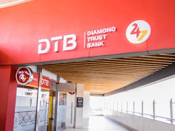 Tier I lender Diamond Trust Bank (DTB) photo