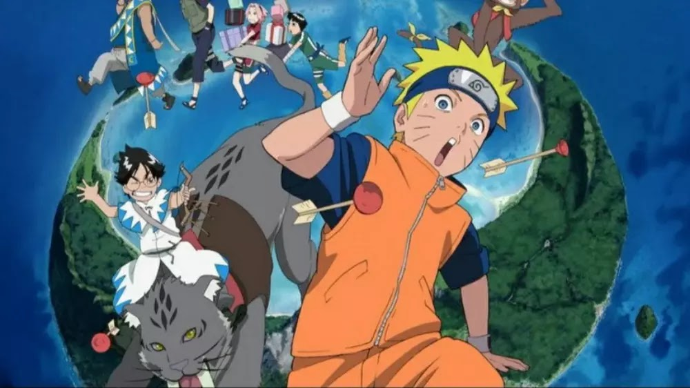7 Outfits Terbaik Naruto dari Kecil Hingga Dewasa