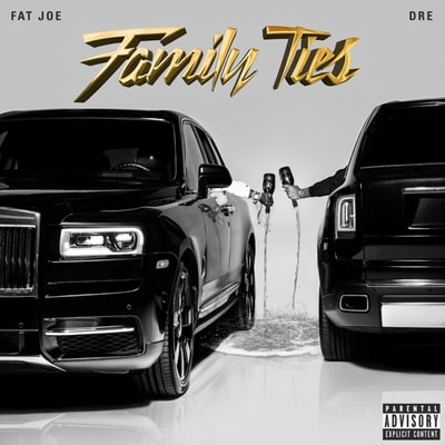 Fat Joe & Dre - Family Ties (2019) - Album Download, Itunes Cover, Official Cover, Album CD Cover Art, Tracklist, 320KBPS, Zip album