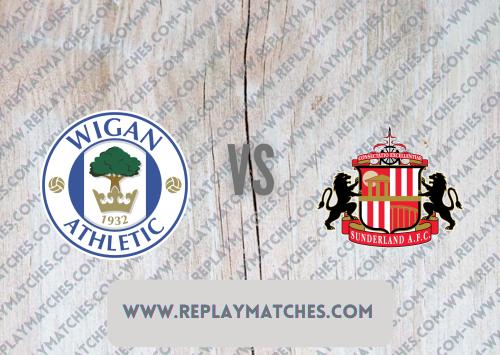 Wigan Athletic vs Sunderland Highlights 21 September 2021