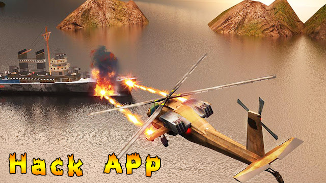 Helicopter Mod + Hack Android Application