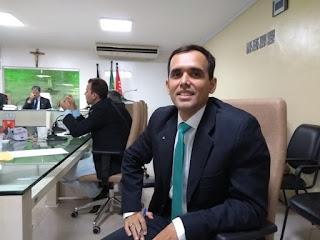 Vereador Leonardo Macena pede instalação de Stúdio de Pilates, no Bairro do Cordeiro em Guarabira