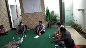Peringati Milad Ke-95 PWNU Sulut Lakukan Gerakan Bersih-Bersih Masjid