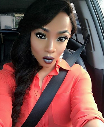 toke makinwa makeup addict