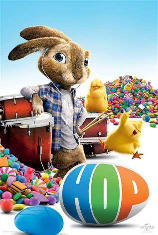 Hop [2011] [DVDR] [NTSC] [Latino]