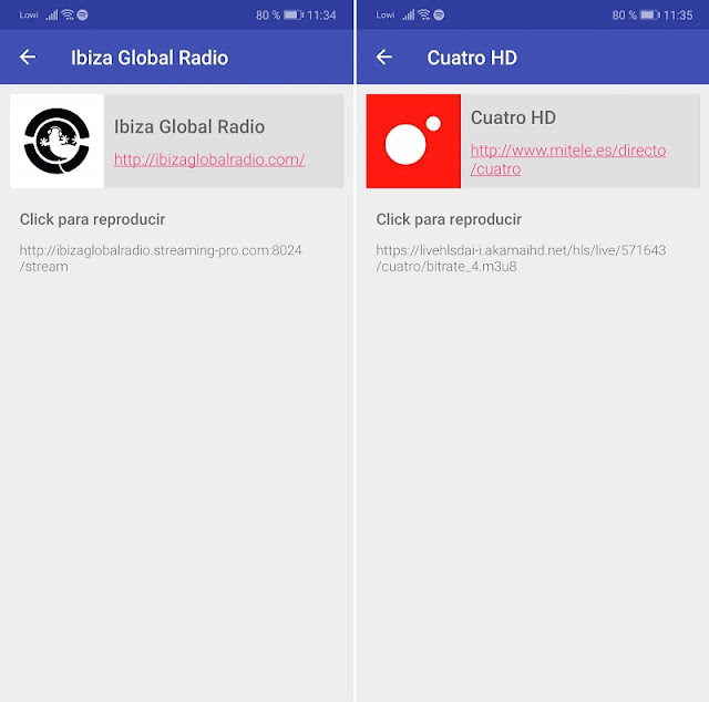 TDTCHANNELS APP ANDROID TV RADIO