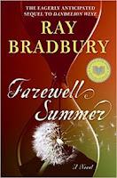Farewell Summer by Ray Bradbury (Book cover)