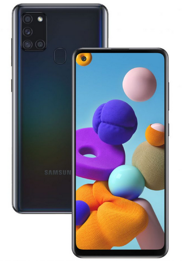 Samsung Galaxy A21s, Infinity-O Display, with 5000mAh Battery Launched