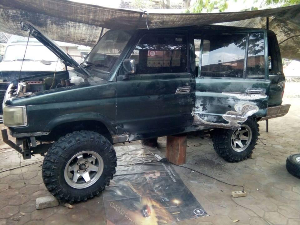 Kijang Super Modif Jeep Pecinta Dunia Otomotif