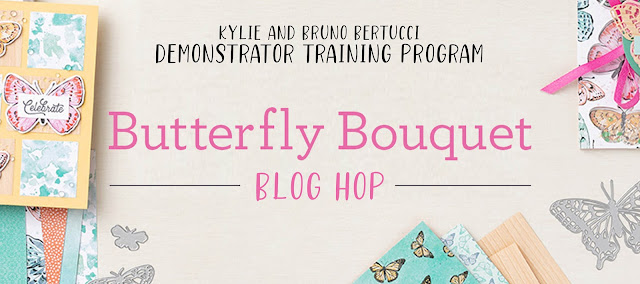 Butterfly Bouquet Blog Hop March 2021 -  Demonstrator Support Program