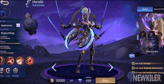 Skin Mobile Legends Terbaru di Bulan Januari 2020