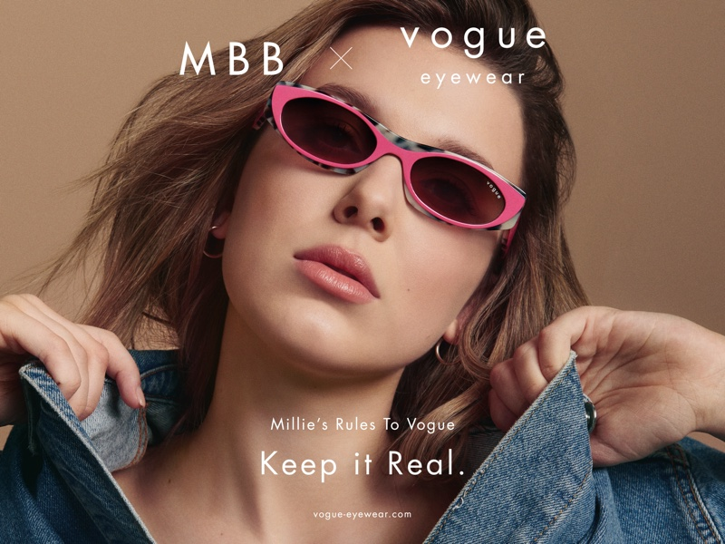 MBB x Vogue Eyewear collaborate on second collection