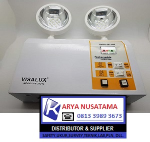Jual Visalux Lamp Emergency Pabrik di Semarang