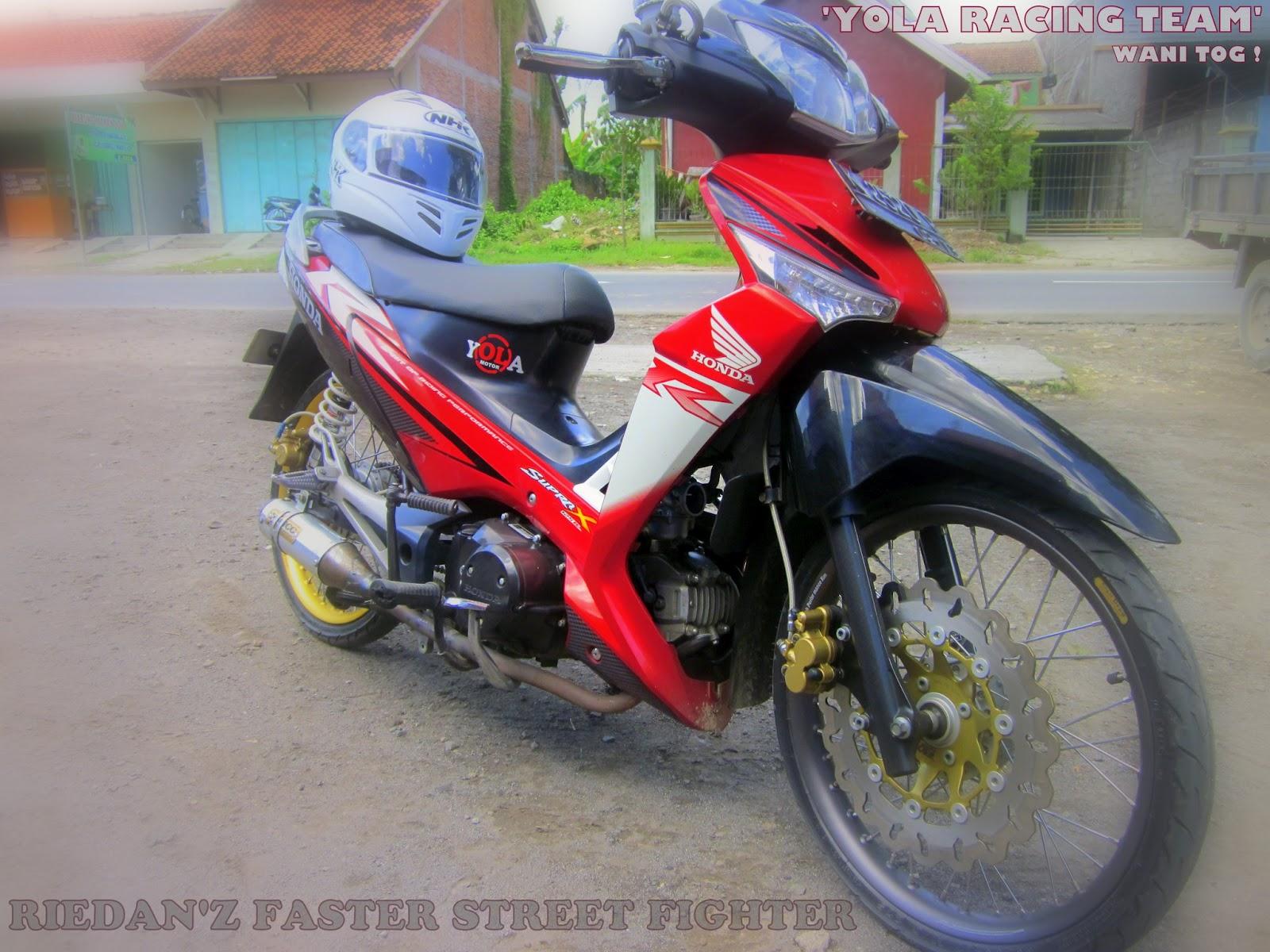 96 Modifikasi Motor Supra X 125 Harian Terlengkap Kumbara Modif