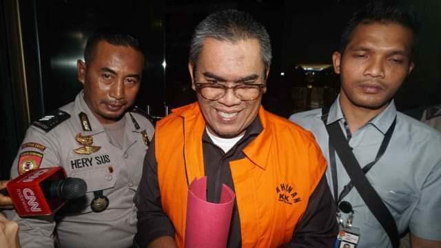 Bupati Muara Enim Ahmad Yani Divonis 5 Tahun Penjara