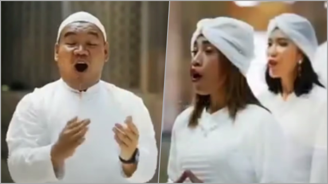 Viral Paduan Suara Non-Muslim di Masjid Istiqlal, Habib Assegaf Protes Keras: Ini Meresahkan Umat Islam!