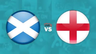 مشاهدة مباراة انجلترا ضد اسكوتلندا 18-06-2021 بث مباشر في بطولة اليورو