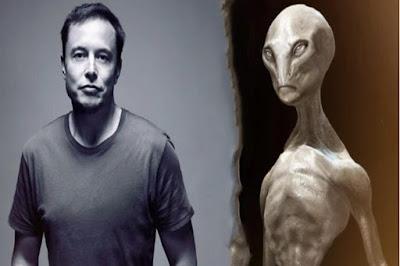 Elon Musk crede che se ci sono degli alieni super intelligenti, potrebbero esserci tenuti d'occhio