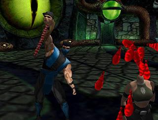 Download Game Mortal kombat 4 V1.0 MOD Apk ( High Damage )