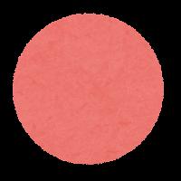 円のイラスト