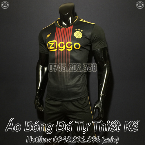Áo Câu Lạc Bộ Ajax 2020 Training -1