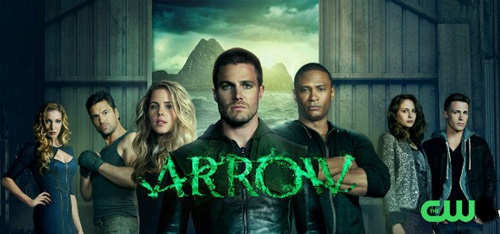 Download Arrow 1ª Temporada Completa