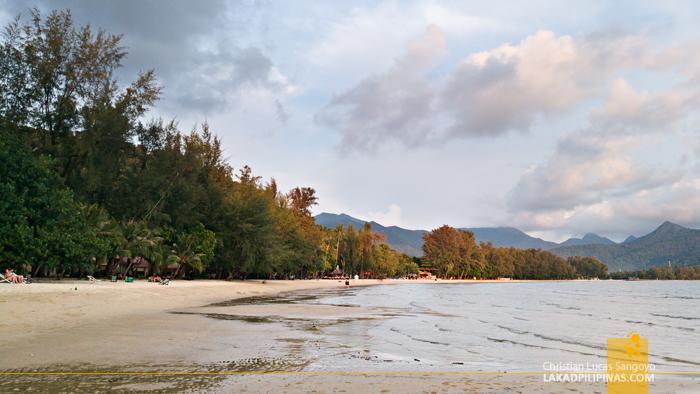 Koh Chang Chai Chet Beach