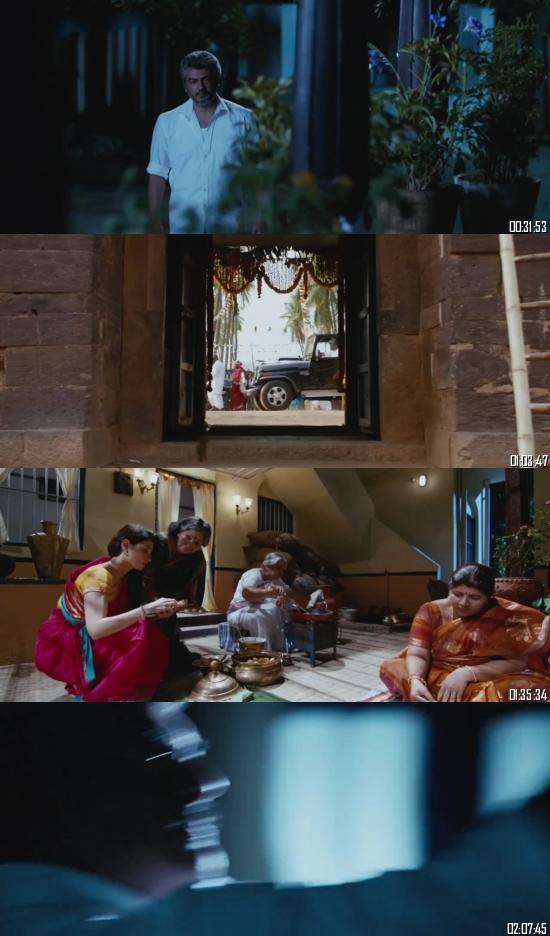 Veeram 2014 UNCUT HDRip 720p 480p Dual Audio Hindi Full Movie Download