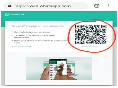 Cara Ke Satu Menyadap Whatsapp Tanpa Aplikasi