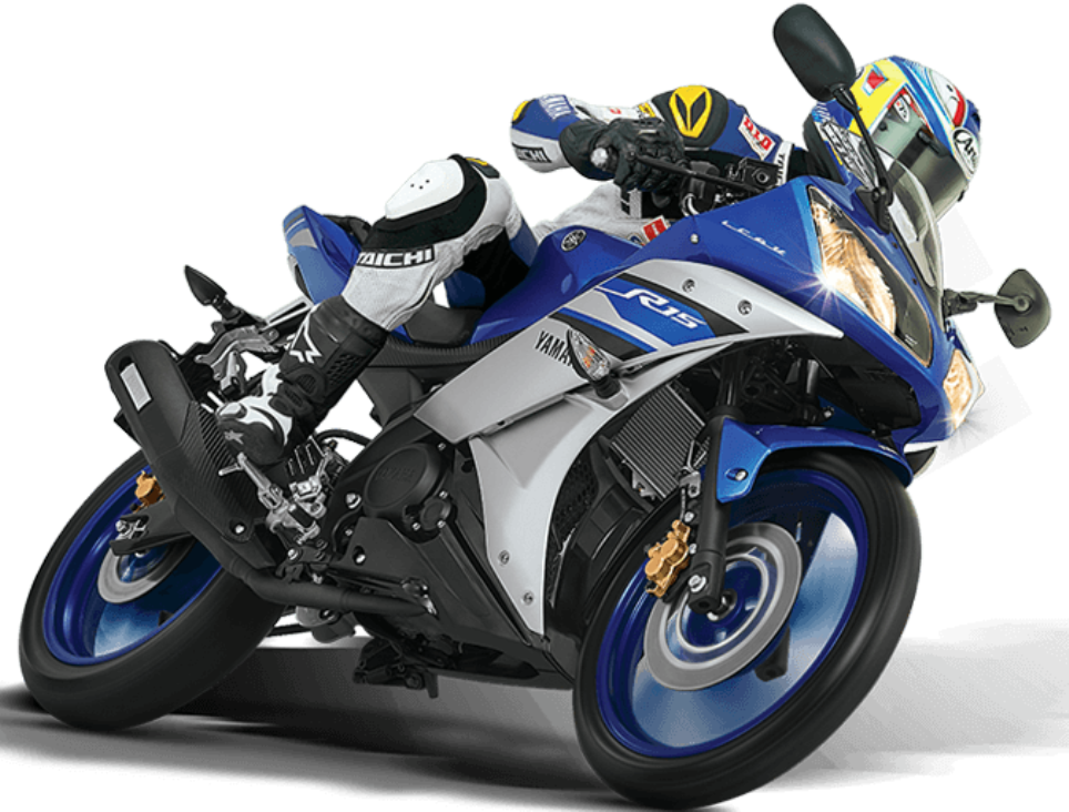 Yamaha Indonesia resmi merilis 3 warna dan striping baru YZF R15 V2 2016 . . ada R15 OHLINS juga lho