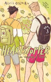 Heartstopper #3 Yn voyage à Paris de Alice Oseman
