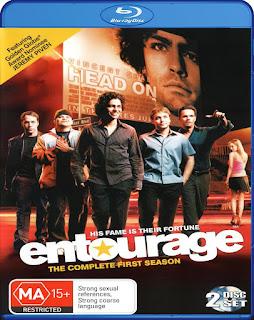 Entourage – Temporada 1 [2xBD25] *Con Audio Latino