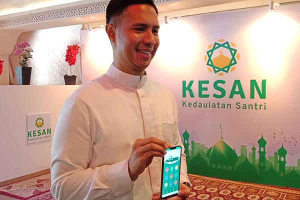 Aplikasi KESAN Versi iOS Diluncurkan Bertepatan Dengan Hari Santri Nasional
