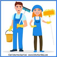Lowongan Kerja Cleaning Service (OB) Surabaya